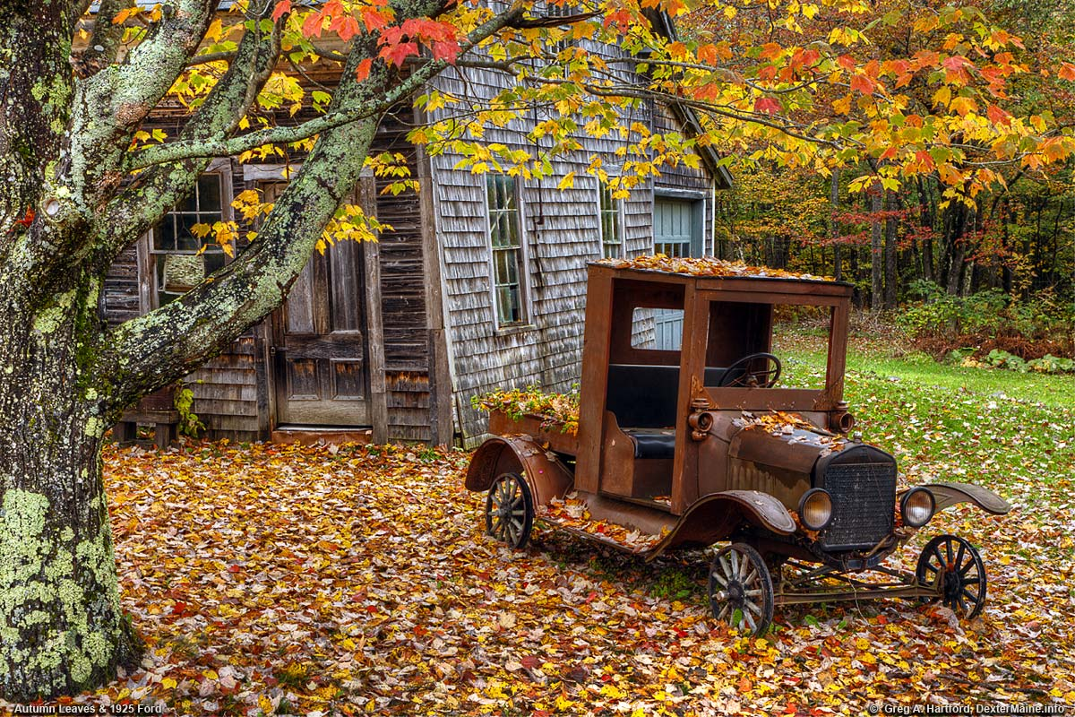 Antique 1925 Ford Pick-up in Dexter, Maine