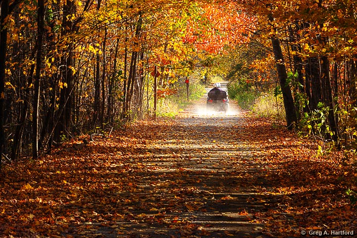 Four Season Maine Adventure Trail in Dexter, Maine